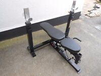 Powertec Olympic Weight Bench - Plymouth