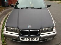 1999 BMW 316i COMPACT ( Vinyl wrapped)