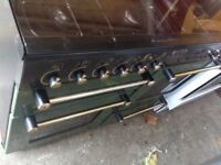 Range Master Gas cooker 110cm..,..Mint Free Delivery