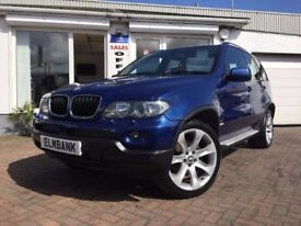 2006 06 BMW X5 3.0d auto 2005MY Le Mans Blue Sport Edition~LOW MILES~