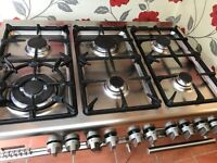 Kenwood duel fuel range cooker