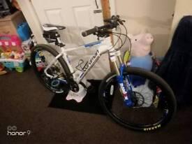 Boardman mountain bike comp mint condition