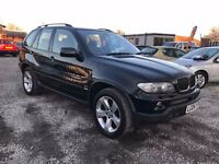 2004 BMW X5 3.0 i Sport 5dr FSH+FREE WARRANTY+MANUAL