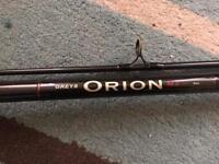 BARGAIN!!! Greys Orion M2 14' 6 oz fishing rod