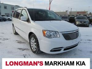 2016 Chrysler Town & Country Touring Navigation One Owner