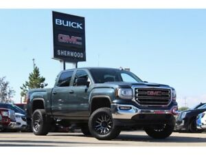 2017 GMC Sierra 1500 SLE Kodiak Z71| Cust Rim/Tire/Lift| Heat Se