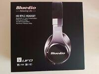 BLUEDIO - UFO HD BT4.1 Wireless Bluetooth Headphones £100 ONO