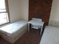 NICE DOUBLE/TWIN ROOM TO RENT IN NORTH ACTON - CENTRAL LINE - ZONE 2/3