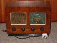 Etronic ETA 521 vintage radio