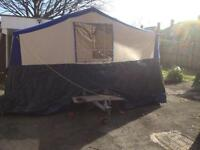Suncamp 400 se trailer tent