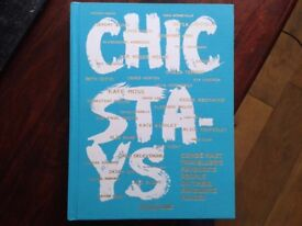 Coffee table book - Chic Stays: Conde Nast Traveller's Favorite People on their Favorite Places