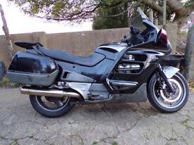 HONDA ST11100 PAN EUROPEAN 1996 BLACK 63923 MILES BARGAIN LOOK
