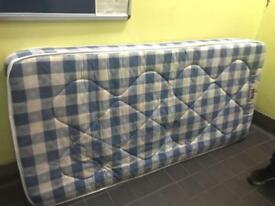 Single mattress with stain £10