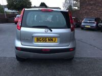 2006 Nissan note 1.5 diesel cheap car