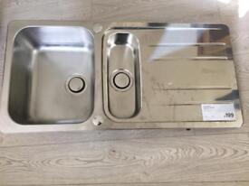 Carron Phoenix Cuba 1.5 ExDisplay Kitchen Sink