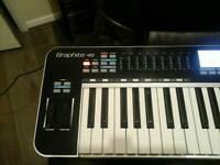 SAMSON Graphite 49 Midi Keyboard