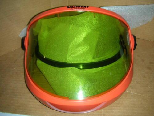 Honeywell AS1200FB-CLR-SPL, Salisbury Electric Arc Flash Face Shield NEW - READ!