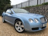 Bentley Continental 6.0 GTC 2dr LOW RATE FINANCE AVAILABLE.