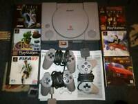 ORIGINAL V.1 Playstation+3 pads+6 games