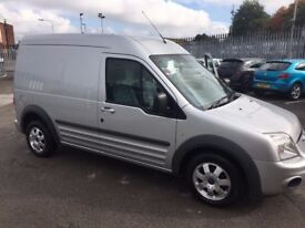 Ford Transit Connect T230 61 Plate Silver GC, Diesel, 89k, MOT, Part Service History, Blue Tooth