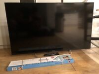 Sony Bravia KDL50W829B 50 3D 1080p HD-LED -LCD And Brand New Wall Mount