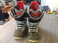 Burton Ion HD Snowboard Boots - Mens size 8