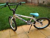 20'' XRated Flair BMX bike (from Halfords) for sale in great condition with kick-stand.