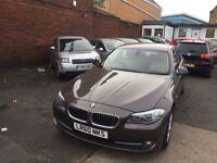 BMW 5 SERIES 520D SE 4 Dr, Efficient Dynamic- Mint Condition-Excellent Runner