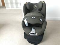 Cybex Sirona Group 0+/1 Baby Car Seat khaki