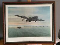 Taking Off By David Bosanquet Print