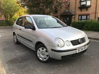 Volkswagen Polo 1.2 vw LOW MILEAGE 2004