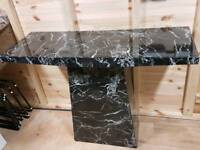 Marble table/console