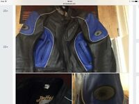 Ladies size 14 Buffalo leather jacket