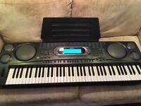 Casio wk-1600 keyboard
