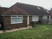 DOUBLE BEDROOM TO RENT IN A BUNGALOW IN PATCHAM, ALL BILLS INC AND WI-FI- FREE ON STREET PARKING