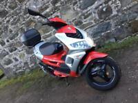 Peugeot Speedfight 100 2006