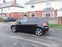 10 golf 1.6 tdi se new mot
