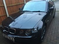 BMW 320td m sport edition compact reduced