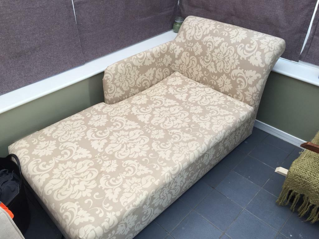 Chaise longue double sofa bed in ipswich suffolk gumtree - Chaise longue sofa bed ...