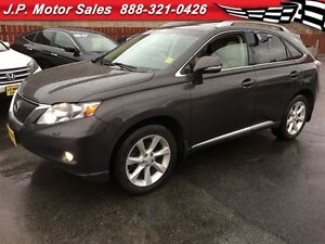 2010 Lexus RX 350 Automatic, Navigation, Leather, Sunroof, AWD,