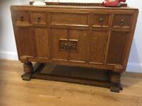 oak sideboard / oak dresser
