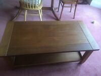 Oak Coffee Table (M&S)