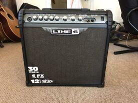 Line 6 Spider III 30 Watt Guitar Amplifier