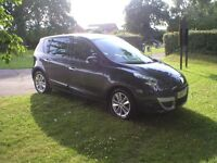 Renault 2010 SCENIC Privilege Tomtom DCI Diesel Auto :: 30,100 miles :: 1995cc