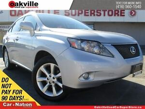 2010 Lexus RX 350 TOURING PACKAGE | AWD | NAVIGATION | LEATHER |