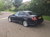 Mercedes c220 cdi sports 2007 no px no swap