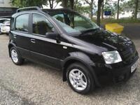2007 FIAT PANDA 4 WHEEL DRIVE,£1450