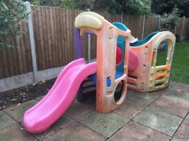 Little Tikes 8in1 climbing frame