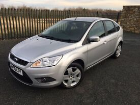 2008 58 FORD FOCUS 1.6 TD 90 STYLE *DIESEL* 5 DOOR HATCHBACK - ONLY 2 FORMER KEEPERS FROM NEW!