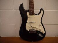 For Sale Square Fender Strat